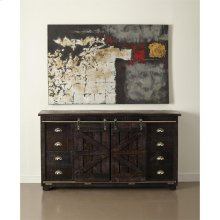 8 Drw 2 Dr Sideboard