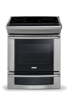 """30"""" Induction Built-In Range with Wave-Touch® Controls"""
