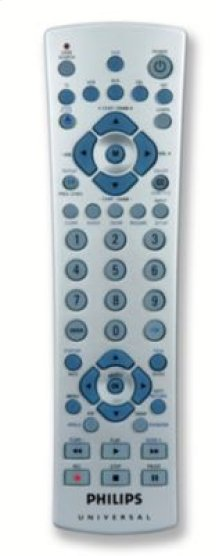 6Dev DVD/TV/VCR/CBL/SAT