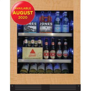 XO APPLIANCE24in Beverage Center Overlay Glass ADA Height