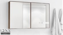 Mirrored Cabinet The Frame Collection