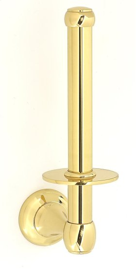 Royale Reserve Tissue Holder A6667 - Polished Brass