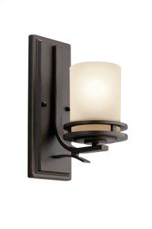 Hendrik 1 Light Wall Sconce Olde Bronze®