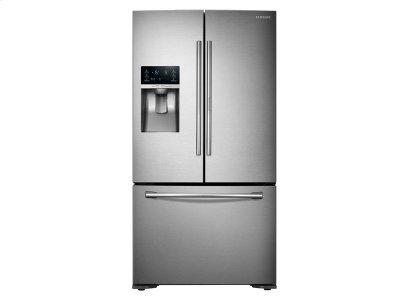 23 cu. ft. Counter Depth 3-Door Food ShowCase Refrigerator Product Image