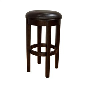 30 Seat Height Swivel Stool-Br