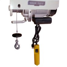 Electric Hoist, 550/1,100 lb.