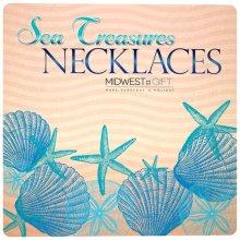 Sea Treasures Necklaces Sign.