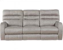CATNAPPER 761901 Kelsey Power Headrest With Lumbar Power Lay-Flat Reclining Sofa