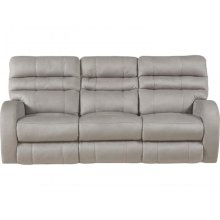 Kelsey Power Headrest Power Lay Flat Reclining Sofa