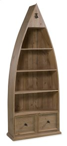 Tuscan Retreat Boat Bookshelves and Storage Product Image