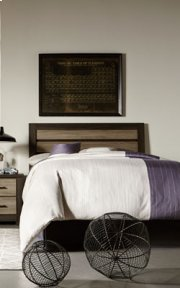 Full-Queen Panel Headboard Product Image