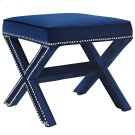 Rivet Bench in Navy Product Image