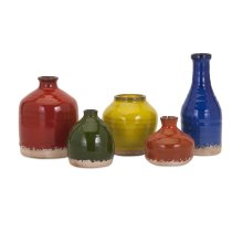Cameron Mini Vase - Set of 5