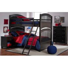 Academy - Molasses Twin Over Twin Bunk Bed 3/3