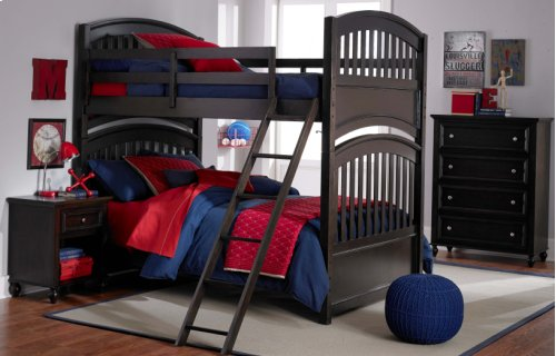 Academy - Molasses Full Over Full Bunk Bed 4/6