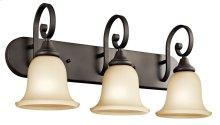 Monroe 3 Light Vanity Light Olde Bronze®