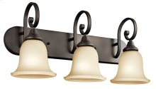 Monroe 3 Light Vanity Light Olde Bronze®