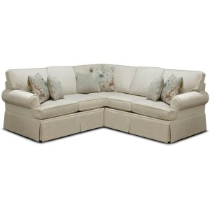 England Furniture3J00-Sect Isla Sectional