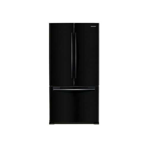 Rf18hfenbbc In Black By Samsung In Bend Or 18 Cu Ft Counter