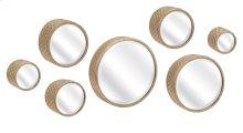 Covington Wall Mirrors - Set of 7