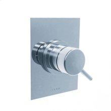 Techno 35 - Pressure Balance Mixing Valve Trim - Brushed Nickel