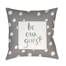 "Be Our Guest QTE-002 18"" x 18"""