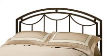 Arlington Headboard In Bronze Metal (bed Frame Included) - King