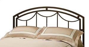Arlington Headboard In Bronze Metal (bed Frame Included) - King