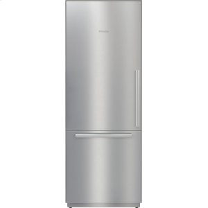MieleMasterCool™ fridge-freezer with high-quality features and maximum storage space for exacting demands.