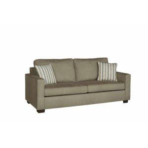 Sofa - Stone Microfiber Finish