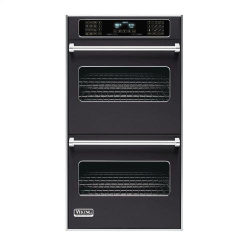 "Graphite Gray 27"" Double Electric Touch Control Premiere Oven - VEDO (27"" Wide Double Electric Touch Control Premiere Oven)"