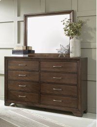 Drawer Dresser - Root Beer Finish Product Image