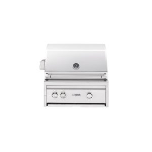 "27"" Built-in Grill with ProSear 2 Burner and Rotisserie (L27PSR-3) - Liquid propane"