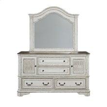 Opt Dresser & Mirror