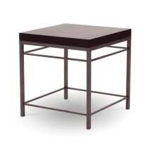 Newhart Square End Table