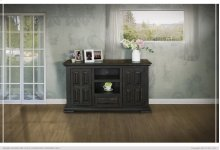 "55"" TV Stand w/ 1 Drawer & 2 wooden Doors"
