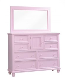 Coastal Retreat - Mirror/High Dresser