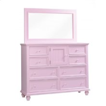 Coastal Retreat - Mirror/High Dresser