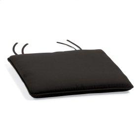 Sidechair Cushion - Canvas Black