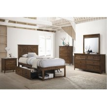 3015 Ashland Twin Bed