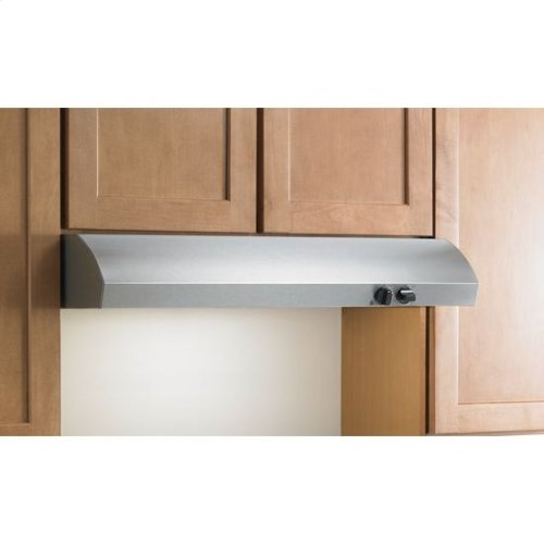"30"" Range Hood with the FIT System - stainless steel"