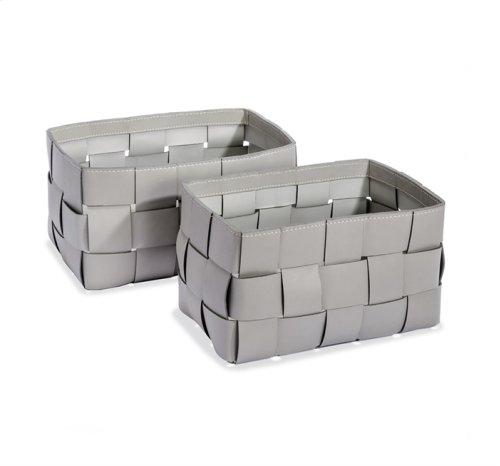 Perrin Baskets - Stone