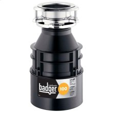 Badger 100 Garbage Disposal, 1/3 HP