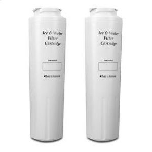 AmanaBottom Mount Refrigerator Cyst Water Filter - 2 Pack