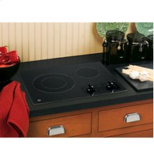 "21"" Built In Radiant Cooktop"