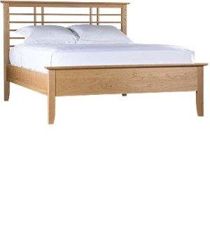 Evelyn Platform Bed - Double