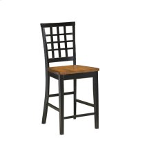 Dining - Arlington Lattice Back Counter Stool Product Image