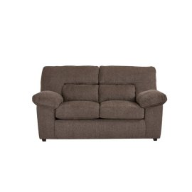 Loveseat - Hickory Chenille Finish