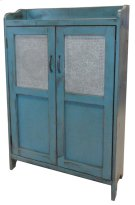 Punched Tin Cupboard Product Image