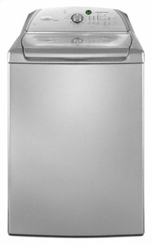"Diamond Dust 4.6 cu. ft. Capacity (I.E.C.) ENERGY STAR® Qualified Cabrio® HE Washer ""#1 RATED BRAND FOR HIGH-EFFICIENCY TOP LOAD WASHERS"""